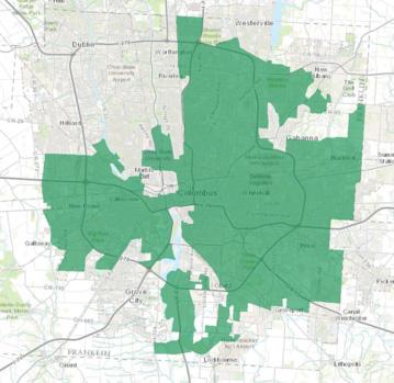 Ohio 3rd Congressional District